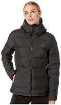 adidas Outdoor Outdoor Helionic Hooded Jacket (Black) Women's Coat