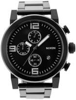 Nixon Men's Ride SS A347001 Stainless-Steel Quartz Watch with Dial