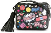 Anya Hindmarch 'All Over Stickers' crossbody bag - women - Leather - One Size