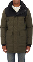 Canada Goose Men's Balmoral Parka Black Label-GREEN