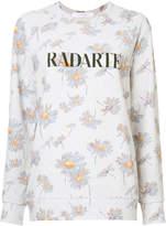 Rodarte floral Radarte sweatshirt
