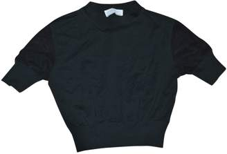 Marc Cain Black Cotton Knitwear for Women
