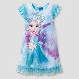 Frozen Toddler Girls' Frozen Nightgown