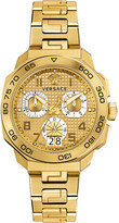 Versace VQC040015 Dylos yellow gold-toned watch