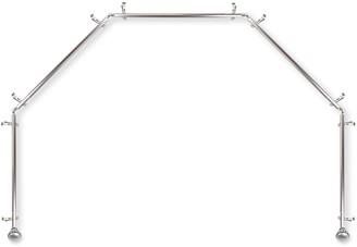 """Rod Desyne Magnolia 5 Sided Bay Window Curtain Rod - 28''-48"""""""