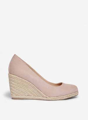 Dorothy Perkins Womens Eco Blush 'Drift' Wedges