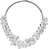 Wallis Clear Perspex Necklace