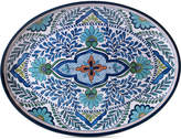 Certified International Talavera Melamine Oval Platter