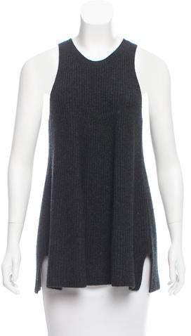 The Row Heavy Sleeveless Sweater