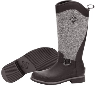 Muck Boot Muck Reign Supreme Rubber Women's Winter Riding Boots Black/Grey