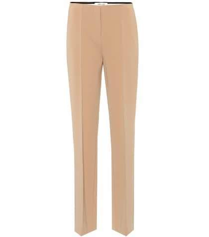 Diane von Furstenberg Pleat Front trousers