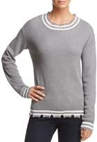 Honey Punch Distressed Sweater