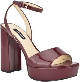 Nine West Zenna Ankle Strap Sandal