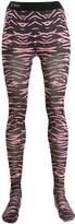 Laneus tiger-print leggings