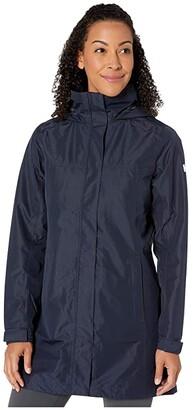 Helly Hansen Aden Coat (Black) Women's Coat