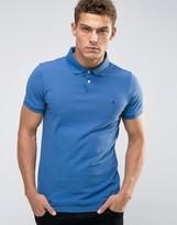 Jack Wills Polo Shirt In Cornflower