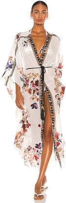 Camilla Gather Detail Layer Kimono