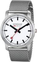 Mondaine Women's A672.30351.16SBM Simply Elegant Steel Band Watch