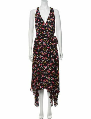 A.L.C. Roslyn Long Dress Black Roslyn Long Dress