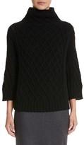 Max Mara Women's Cantone Wool & Cashmere Funnel Neck Sweater
