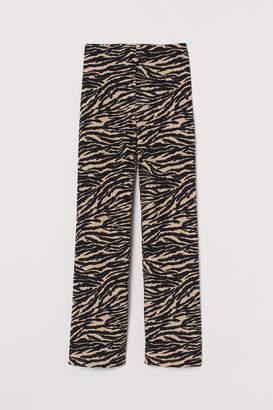 H&M Wide-leg Pants