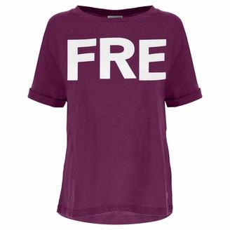 Freddy Women's F8WCYLT1 T - Shirt