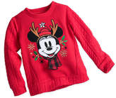 Disney Minnie Mouse Holiday Sweater for Kids