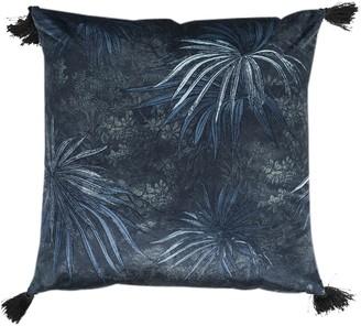 Eightmood Tassel Trim Throw Pillow - Warm Forest