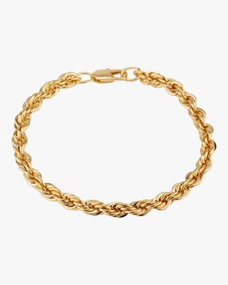 Aureum Collective Lilou French Rope Bracelet