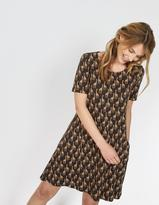 Fat Face Simone Giraffe Dress