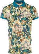 Etro printed polo shirt - men - Cotton - M