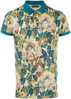 Etro printed polo shirt - men - Cotton - XL