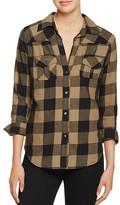 Signorelli Plaid Button Down Shirt