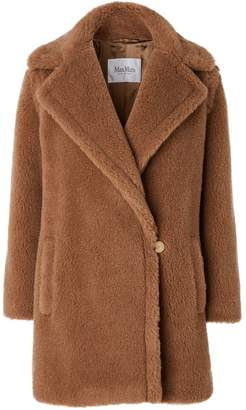 Max Mara Camel Ofelia wool coat