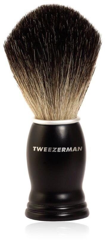 Tweezerman G.E.A.R Deluxe Shaving Brush
