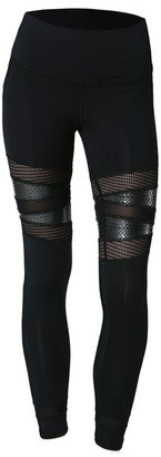 Liz Marino Metallic Everlasting Legging