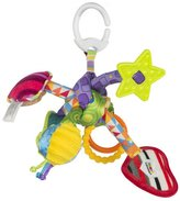 Lamaze Tug and Play Knot On the Go Toy