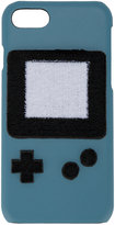 Les Petits Joueurs Gameboy iPhone 7 case - women - Leather - One Size