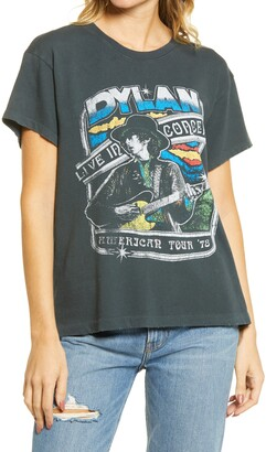Daydreamer Bob Dylan Live In Concert Tour Graphic Tee
