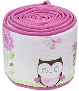 Dream On Me Baby Owl Crib Bumper