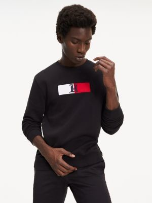 Tommy Hilfiger Lewis Hamilton Relaxed Fit Sweatshirt
