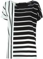 Alexandre Vauthier graphic print blouse