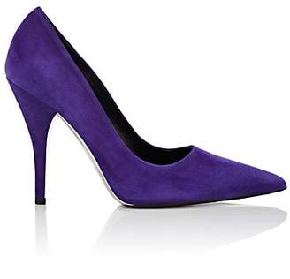 Calvin Klein Women's Suede Pumps