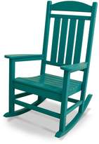 Polywood Presidential Bright Rocking Chair - Outdoor