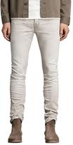 Allsaints Allsaints Greeley Cigarette Skinny Jeans, Grey