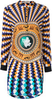 Mary Katrantzou 'Hellas' blouse dress - women - Silk - 12