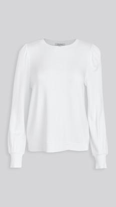 Z Supply Puff Sleeve Sweatshirt