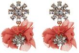 BaubleBar Mansi Soft Floral Drop Earrings