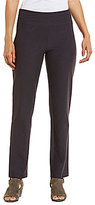 Eileen Fisher Slim Ankle Pants with Yoke