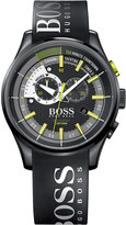 HUGO BOSS 1513337 yachting timer II stainless steel watch
